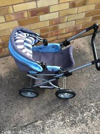 John Lewis kids toy push chair