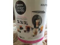 Brand New Sealed in Box Dulce Gusto Machine With Free Pods.