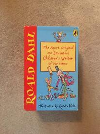 Roald Dahl 9 book set