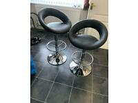 Dunlem Bar stools x 4 Brand new