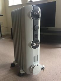 DeLonghi Eletric Heating, Freestanding, Perfect Condition