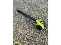 Ryobi leaf blower and garden vacuum Petrol