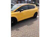 Seat Leon 2.0 07 quick sale needed