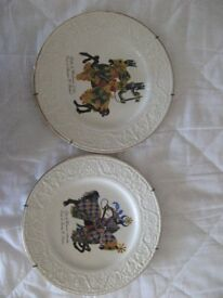 Picture Plates KNIGHTS