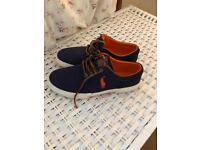 Ralph Lauren Deck Shoe Size 7