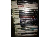 19 Xbox 360 games bundle