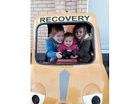 Part time nanny/au pair 9 hours p/w