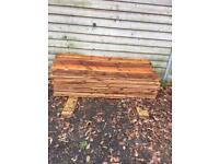 4 ft 560 Featheredge boards