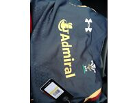 Welsh rugby union shirt