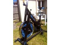 Aerobic Bike (4 months old) 22KG Flywheel, £250 when bought,Selling due to space, I will take offers