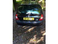 Renault Clio 1.2 extreme 3 door