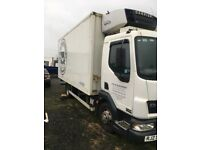 Daf Lf 45 refrigerated lorry