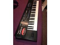 Roland JunoD Keyboard