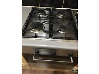 Complete Kitchen with Gas Hob, Hood, Oven, worktop, Cabinet ....