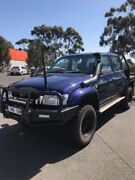 Toyota Hilux SR5 Turbo Diesel For Sale Hoppers Crossing Wyndham Area Preview