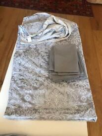 John Lewis king size bedding £40