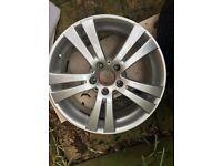 Alloy wheels 17'' vw audi