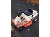 Ride on mower simplicity briggs and stratton