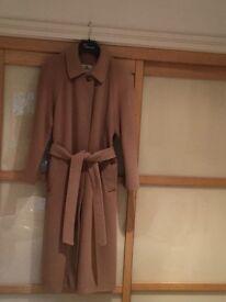 Ladies Aquascutum winter coat