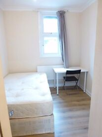 COSY AND NICE SINGLE WITH DOUBLE BED IN EAST ACTON- CENTRAL LINE- ZONE 2