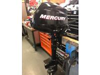 Mercury 2.5 boat outboard engine motor