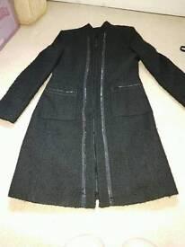Malvin designer woollen coat