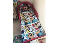 *please read add* Mickey Mouse bedroom bundle.