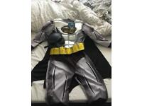 Bat man dress up