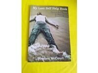 My last self help book