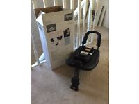 Joie I-Anchor Advance Car seat and I-size base
