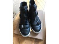 Ash high top trainers size 6