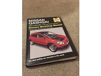 Haynes - Nissan Qashqai Workshop Manual