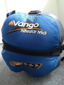 Children's Vango nitestar midi 2 season sleeping bag
