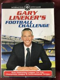 Gary Lineker's Football Challenge