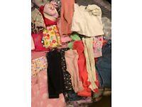 Girls clothes 0-3 /3-6 bag