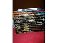 Batman Batgirl Kick Ass iZombie graphic novels. 14 set