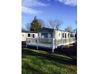 Luxury Caravan Rental @ Haggerston Castle *** Best Rates On Site**** CENTRAL HEATING - FULL SKY TV**