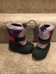 Excellent condition size 8 winter boots sorels