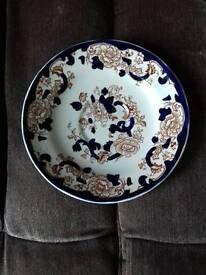 Masons mandaley plate