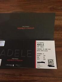 Adele finale ticket