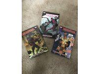 Deadpool books by marvel comics