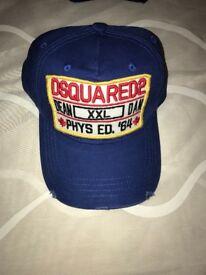 D-Squared (DSQ2) Baseball type caps