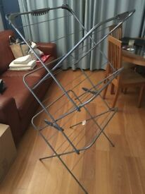 3 Tier Clothes Airer - John Lewis
