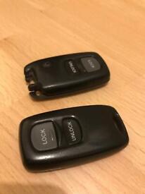MAZDA Capella 2 Keyless Entry Remote Control Key