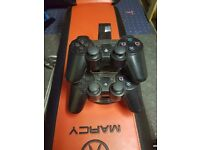 Six axis ps3 controller