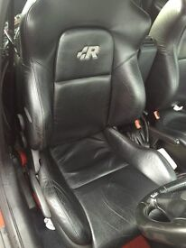 MK4 Golf Konig R32 Heated Seats Interior - fits Seat Leon / not Recaro