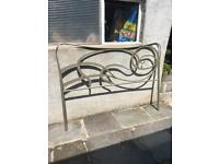 METALLIC HEAD BOARD