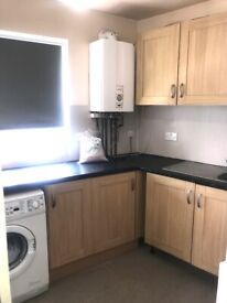 Lovely two bed room flat. DSS applicants accepted. Newly painted. £1250 pm. Shops nearby