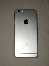iPhone 6 space grey.