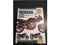 Xj 600 manual